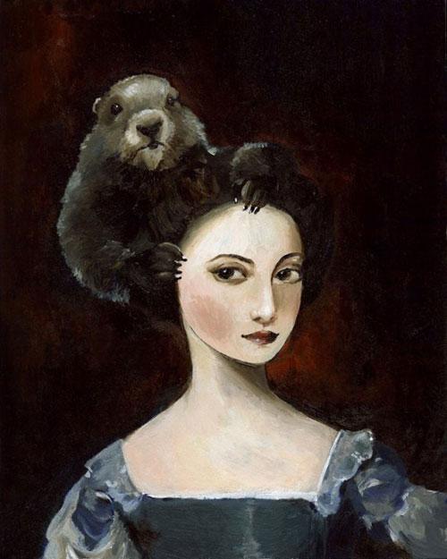 Groundhog Hair by Amber Alexander