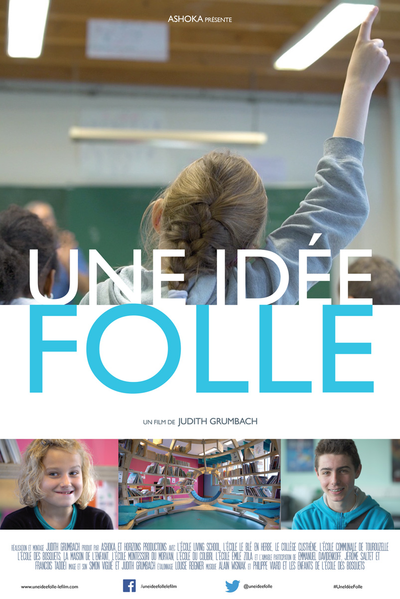 Une idée folle - - selection Arcadia Film Festival 2020