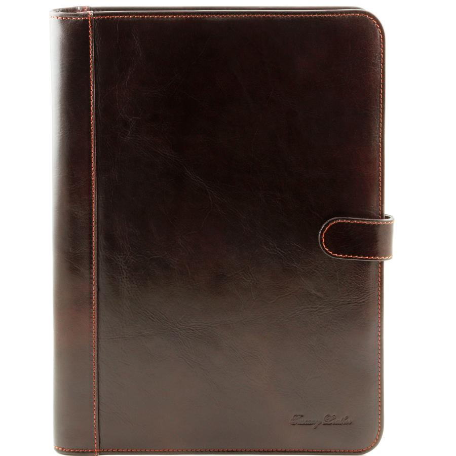 Conf    rencier Porte document Cuir  Tuscany Leather  Conf    rencier Porte document Cuir Adriano   Tuscany Leather