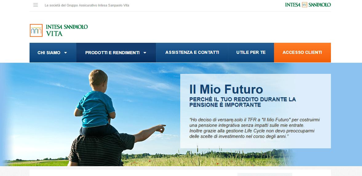 Il Mio Futuro Di Intesa San Paolo Opinioni Sul Fondo