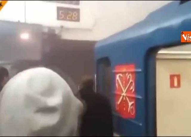 fumo metro russia