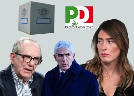 Elezioni 2018 Pd: Boschi, Casini, Padoan: effetto banche sulle liste Pd