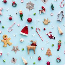 Atelier du samedi 15 décembre: C'est Noël !  Après-midi créatif suivi d'un apéritif pour les familles