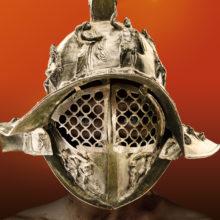 Samedi 23 novembre: à la découverte de la vie des gladiateurs ! Rejoignez-nous pour une visite guidée en français de l'exposition ' Gladiator: Bas les Casques' à l'Antikenmuseum de Bâle