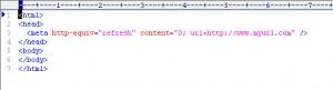 redirect-html