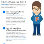 We Just Lost Another Legendary Affiliate Marketing Blog