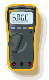 electric measuring device
