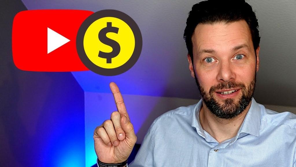 6 Wege mit YOUTUBE Online Geld zu verdienen / Affiliate Marketing, Sponsorships, Ads, Shoutouts