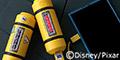 ディズニー/モンスターズインク エネルギータンク型モバイル充電器2,900mAh 実体化 手のひらサイズ