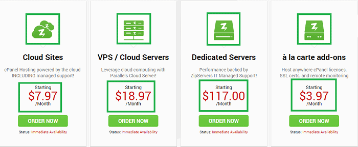 Zip Servers Discount Codes