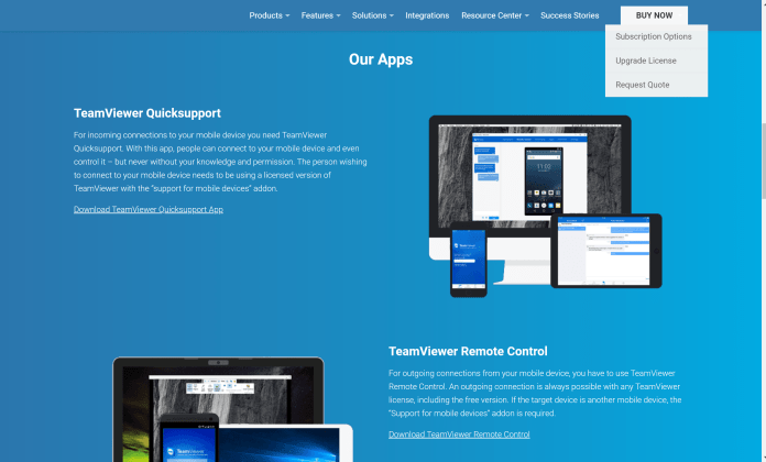 pricing for Teamviewer