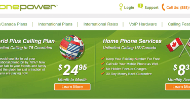 PhonePower coupons codes
