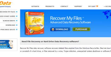 Recover My Files Software
