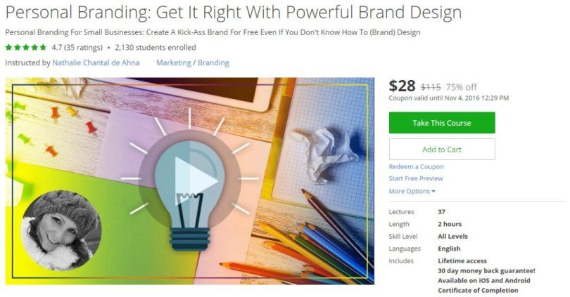 Personal Branding - Get It Right With Powerful Brand Design