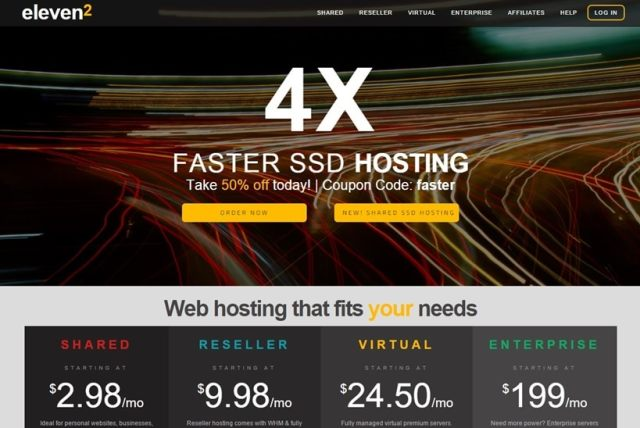 eleven2 hosting- Best Web Hosting Service Providers In Singapore