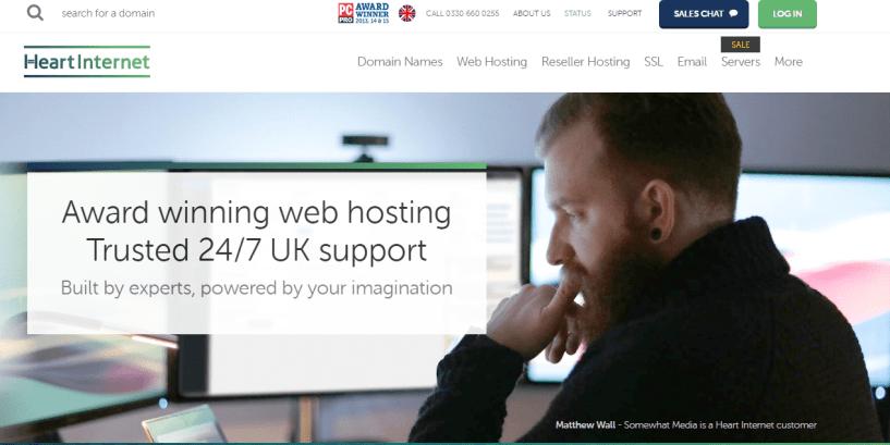 Heartinternet - Best Web Hosting Providers In Europe