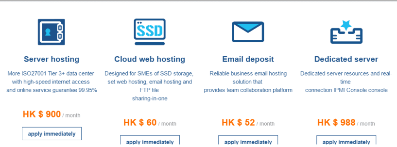 pac hosting