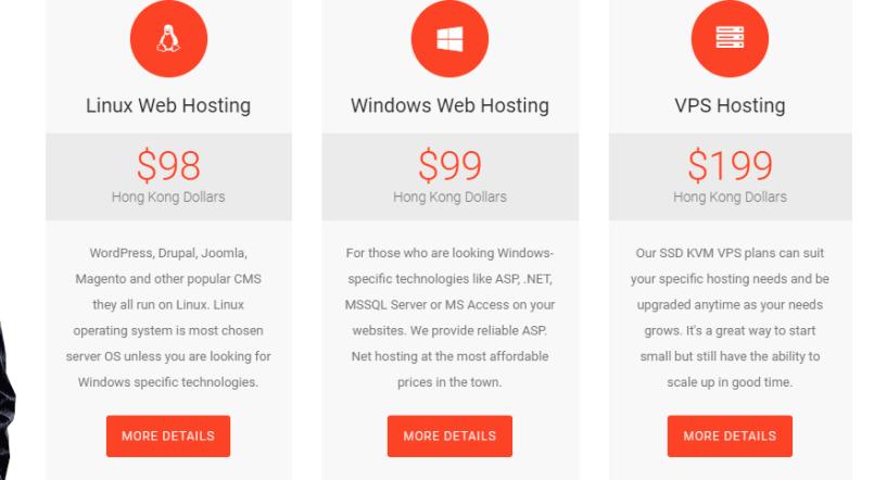 xenyo hosting plans- Web Hosting Providers in Hong Kong
