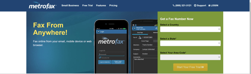 Metrofax review pros and cons