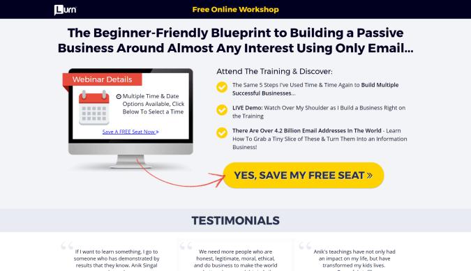 Inbox blueprint review 2018 july read before buy alert inbox blueprint review scam dont buy honest truth revealed anik singhal testimonials malvernweather Choice Image