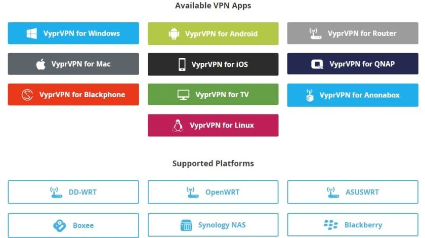 Vyprvpn Coupon - Apps