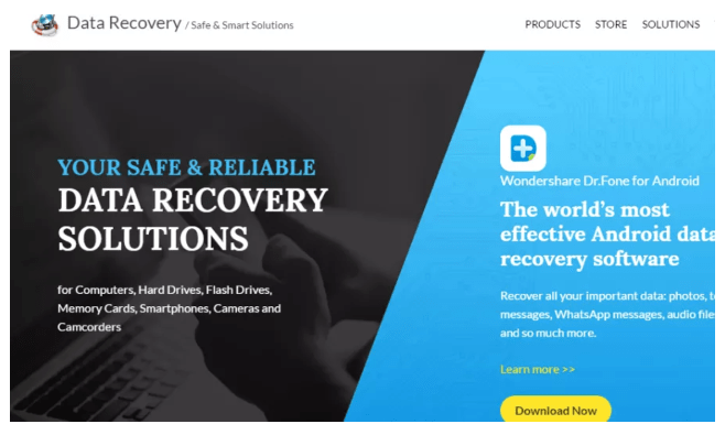 Wondershare Data Recovery Review 2018 September: Best Data Recovery For Windows and Mac