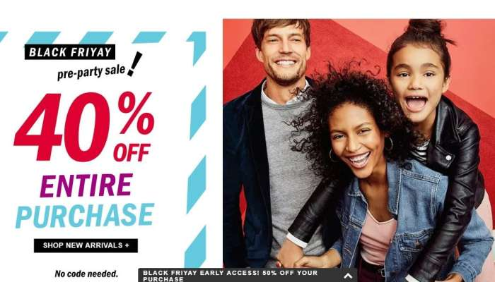 {Latest} Old Navy Coupon Codes for September 2018– Get 40% Discount
