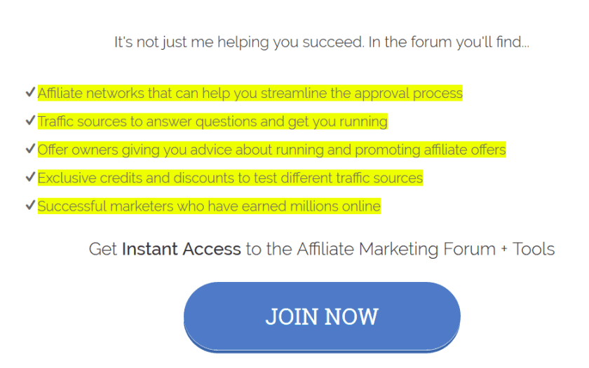 Affiliate marketing forum coupons- Aff Playbook