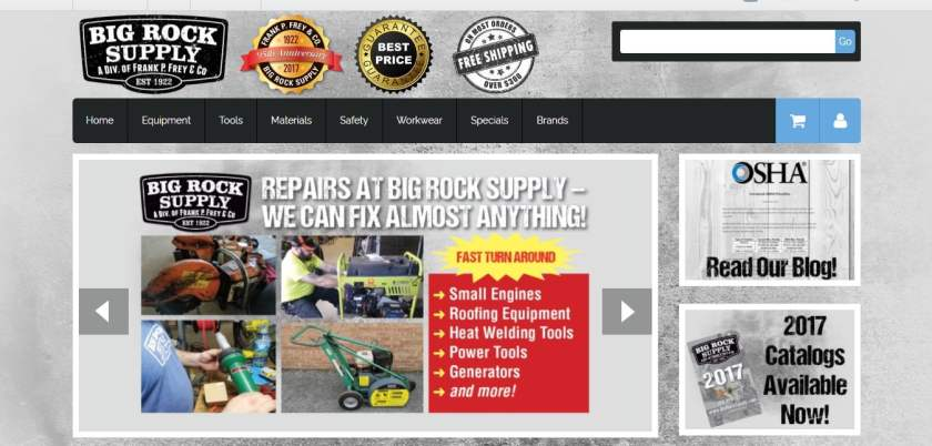 Big Rock supply promo codes