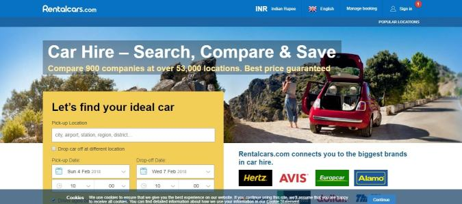 What Car Rental Company Is Affiliated With Alamo