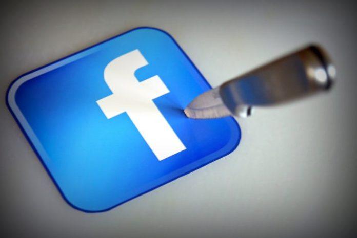 Facebook deleted messages