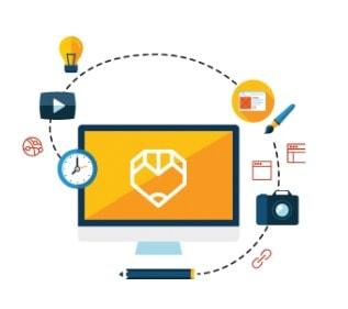 digital platform allows you to easily create branding
