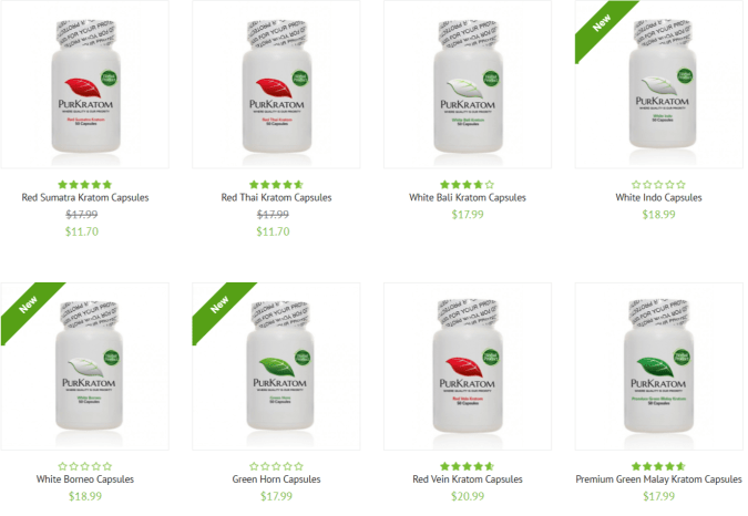 PurKratom Coupon Codes- Pricing Policy