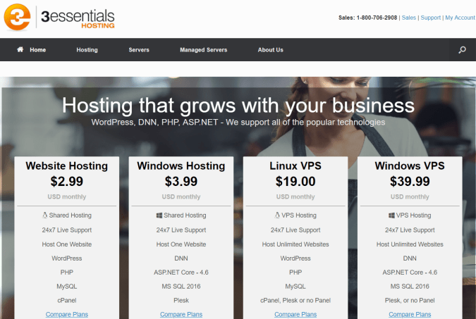 3Essentials Hosting Coupon Codes- The Best Hosting Network