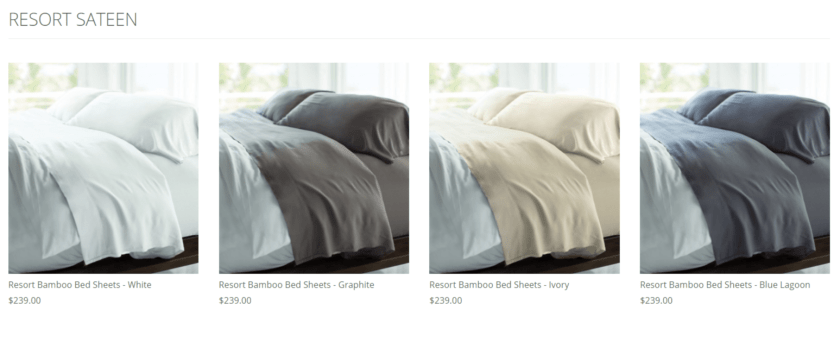 Cariloha bamboo sheets - Choose your perfect cariloha clearance sheets
