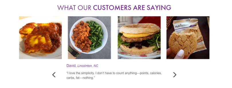 Nutrisystem Coupon Codes- Customers Review