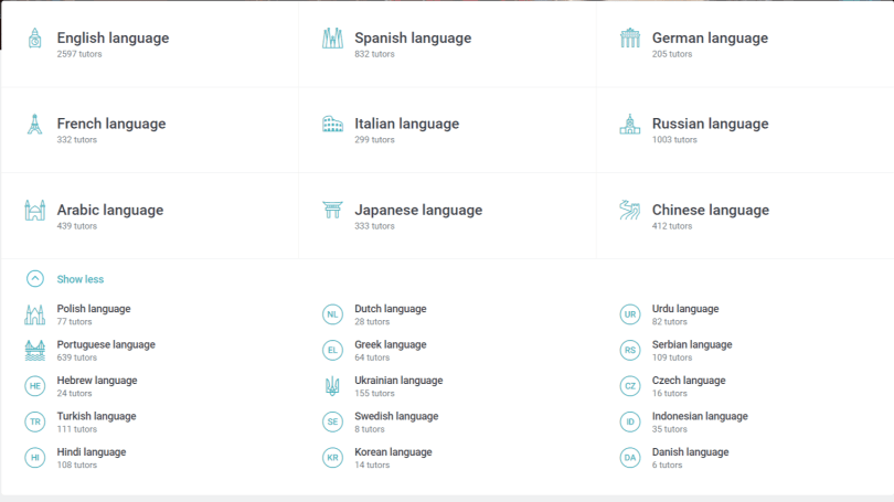 Preply Coupon Codes- What Languages You Can Easily Learn
