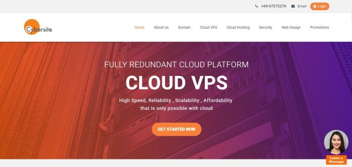 Cybersite Coupons - fully redundant cloud platforrm