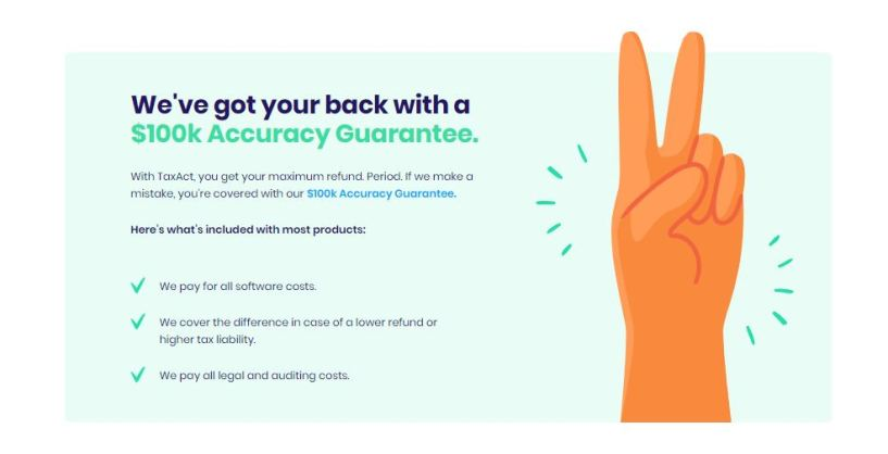 TaxAct Review With Discount Coupon-Accuracy