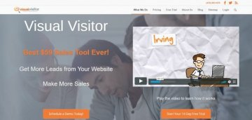 Visual Visitor Discount Coupon