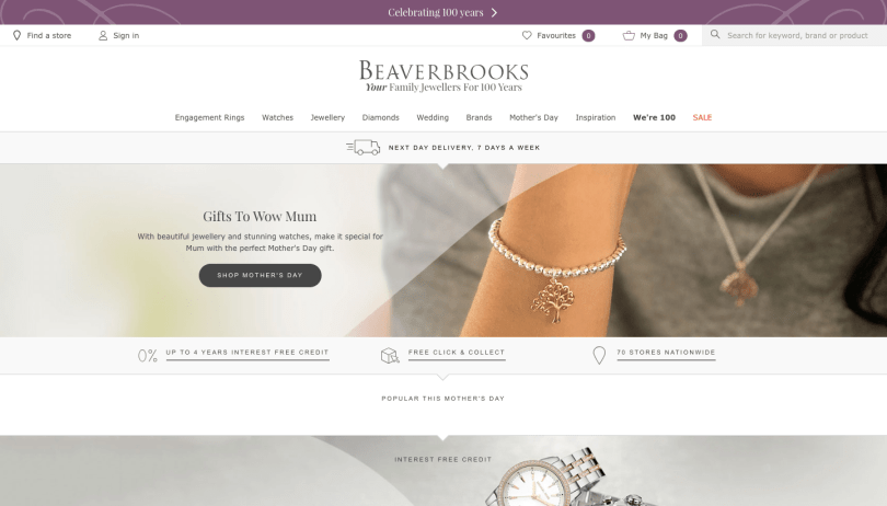 Beaverbrooks Discount Coupon Codes [Month] [Year]: UP TO 50% OFF (FREE SHIPPING)