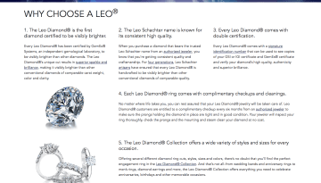 Leo Diamonds Review [Year]