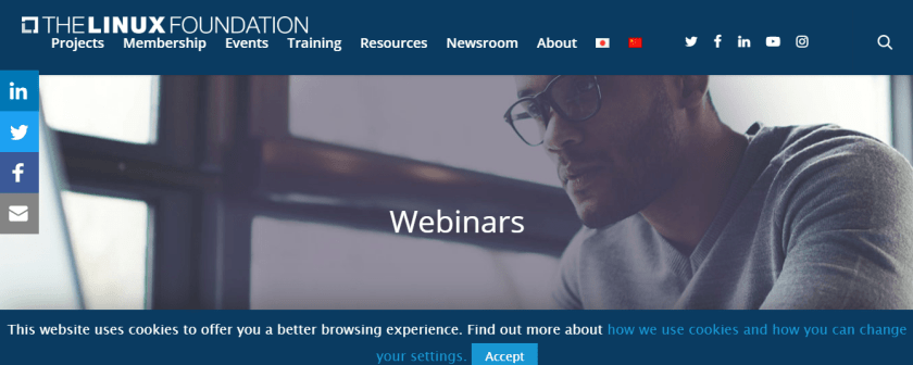 The Linux Foundation Webinar