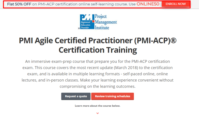 GreyCampus - PMI ACP® Certification Training
