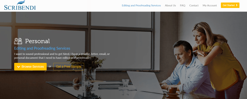 Scribendi Review- Editing and Proofreading Services for Personal Documents