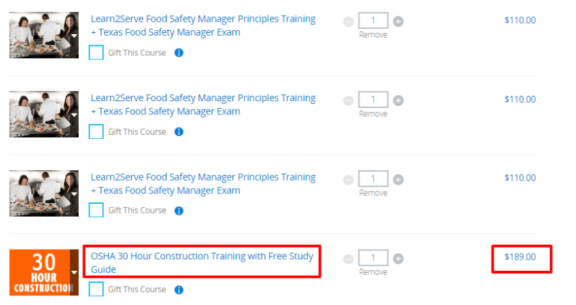Online Environmental Health & Safety Training Reviews of 360 Training