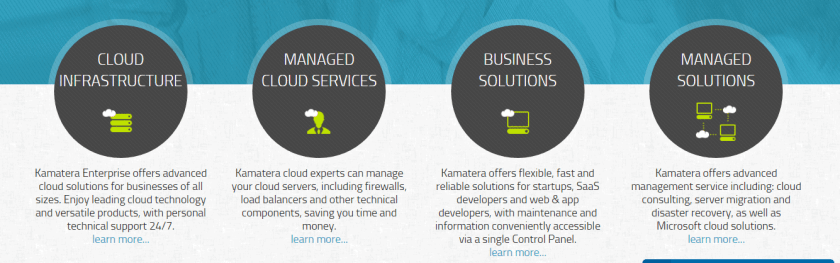 Kamatera.com Review - Kamatera Services