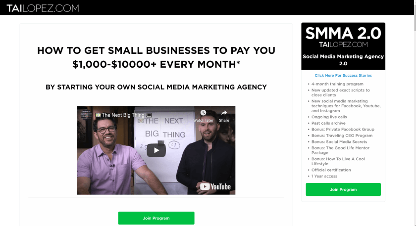 Tai Lopez - how to start a small business