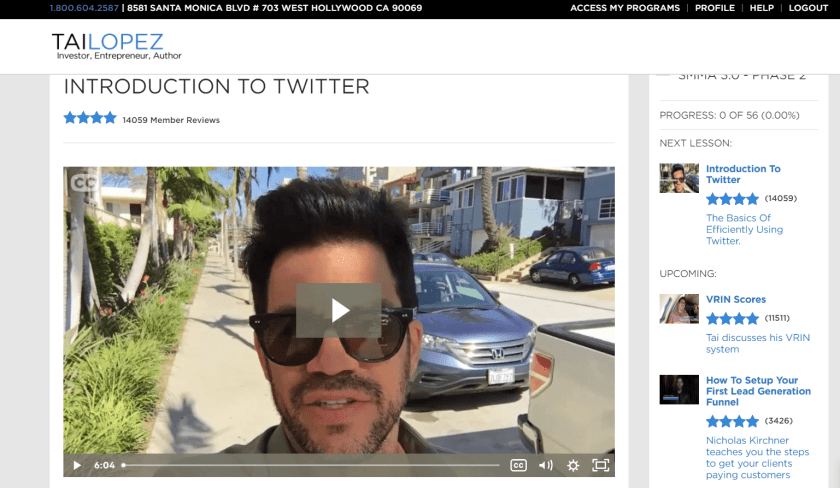 The Social Media Marketing Agency Review