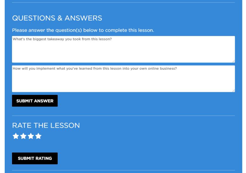 Tai Lopez Program Questions